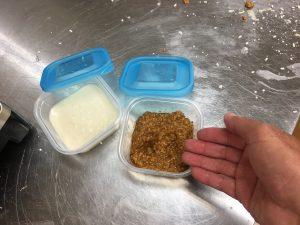 塩麹・醤油麹完成!