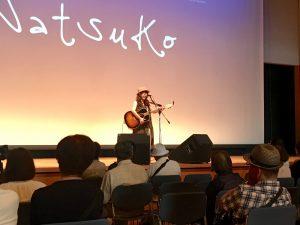 奈都子さんのライブ