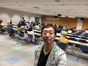 徳永先生、鈴木先生の講演
