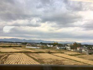 福島の田園風景