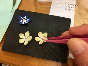花びらを作る