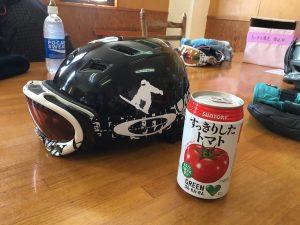 トマトジュース美味しかった