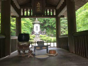 日蓮聖人のお墓