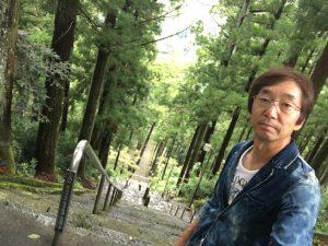 280段の菩提梯