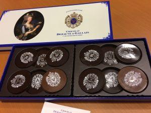 6,840円のチョコレート