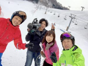 日本海テレビさん