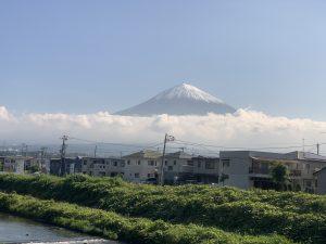 富士宮付近から