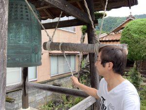 ♪この鐘を鳴らすのは~♪