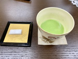 お抹茶セット