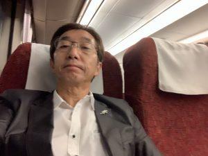 怪しい乗客
