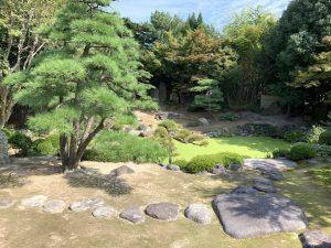 玄忠寺さんのお庭