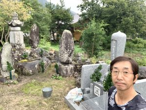 歴代住職のお墓