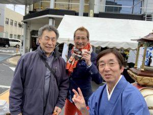 ジャズギタリスト松本正嗣さんと怪しいマジシャン!