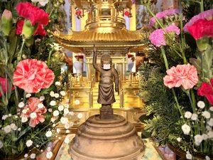 お釈迦様の誕生仏